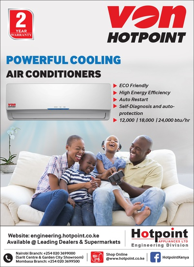 Powerful Cooling Air Conditioners